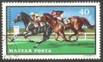 Sellos de Europa - Hungría -  2192 - Carrera de caballos