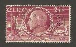 Stamps Ireland -  106 - 150 anivº de la insurrección de 1798, Theobald Wolfe Tone