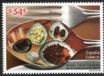 Sellos de Europa - España -  4852- Burgos ,capital españolade Gastronomía 2013