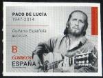 Sellos de Europa - España -  4884- EUROPA. Paco de Lucía.