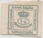Sellos de Europa - España -  Y & T Nº 129 q 2