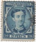 Stamps Spain -  Y & T Nº 164