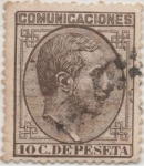 Stamps Spain -  Y & T Nº 175