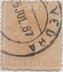 Sellos de Europa - España -  Y & T Nº 193