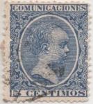 Stamps Spain -  Y & T Nº 198 (2)
