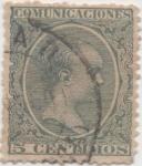 Stamps Spain -  Y & T Nº 199