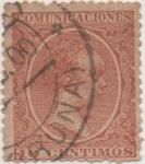 Stamps Spain -  Y & T Nº 200 (2)