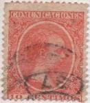 Stamps Spain -  Y & T Nº 201 (1)