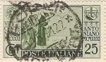 Stamps : Europe : Italy :  VII CENTENARIO ANTONIANO