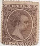 Stamps Spain -  Y & T Nº 202