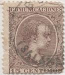 Stamps Spain -  Y & T Nº 202 (2)