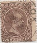 Stamps Spain -  Y & T Nº 202 (3)