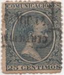 Stamps Spain -  Y & T Nº 204