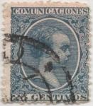 Stamps Spain -  Y & T Nº 204 (1)