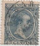 Stamps Spain -  Y & T Nº 204 (5)