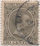 Stamps Spain -  Y & T Nº 205