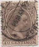 Stamps Spain -  Y & T Nº 206
