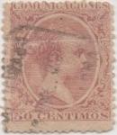 Stamps Spain -  Y & T Nº 207