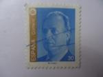 Sellos de Europa - España -  Rey Juan Carlos I.