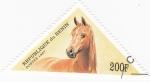 Stamps Benin -  caballo