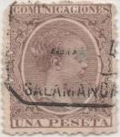 Stamps Spain -  Y & T Nº 209