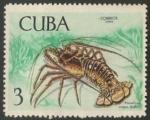 Sellos de America - Cuba -  Panulirus Argus (1470)