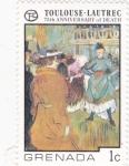Stamps Grenada -  pintura