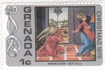 Sellos de America - Granada -  Navidad-76