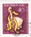 Sellos de Europa - Hungría -  ilustración