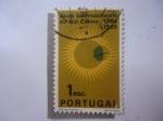 Stamps Portugal -  Anos Internacionais Do Sol Calmo 1964-1965.