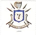 Sellos de Africa - Burundi -  escudo-BURUNDI   -sin valor postal