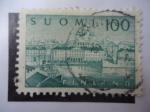 Sellos de Europa - Finlandia -  Porto Di Helsinki - (Sc/350 - Mi/496)