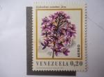 Sellos de America - Venezuela -  Flora: Epidendrum Secundum. Jacq.
