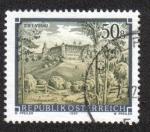 Sellos de Europa - Austria -  Monasterios y Abadías