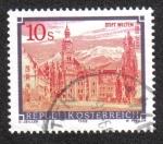 Stamps Austria -  Monasterios y Abadías