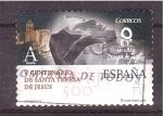 Stamps Spain -  V centenario