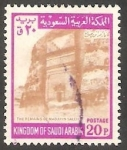 Stamps Saudi Arabia -  362 - Madayin Saleh