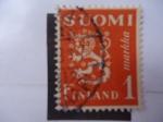 Stamps Finland -  Suomi - Finland. Scott/Finlandia:166
