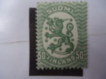 Stamps Finland -  Suomi - Finland.(Yvert 103)