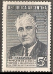 Sellos de America - Argentina -  Roosevelt