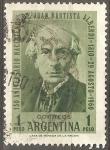Sellos de America - Argentina -  Juan Bautista Alberdi