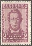 Sellos del Mundo : America : Argentina : Esteban Echeverria
