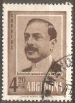 Sellos de America - Argentina -  Dr. Luis Maria Drago