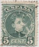 Stamps Spain -  Y & T Nº 213