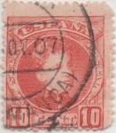 Stamps Spain -  Y & T Nº 214 (2)