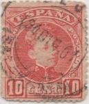 Stamps Spain -  Y & T Nº 214 (4)