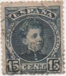 Stamps Spain -  Y & T Nº 215