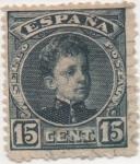 Stamps Spain -  Y & T Nº 215 (1)