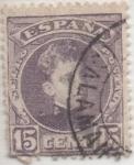 Stamps Spain -  Y & T Nº 216