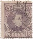Stamps Spain -  Y & T Nº 216 (4)